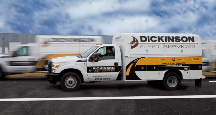 Dickinson Mobile Units